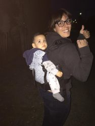 Koala and Mama Malta Babywearing Consultancy soft structured carrier back carry