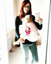 Koala and Mama Malta Babywearing Consultancy Chateau Coco Paloma Woven Wrap