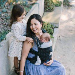Koala and Mama Malta Babywearing Ergobaby newborn insert