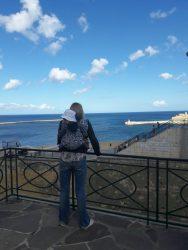 Koala and Mama Babywearing Malta woven wrap yaro contra geo